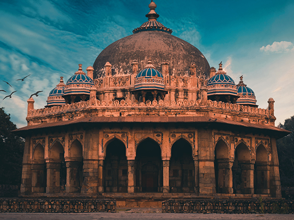 Golden Triangle Tours With Temples