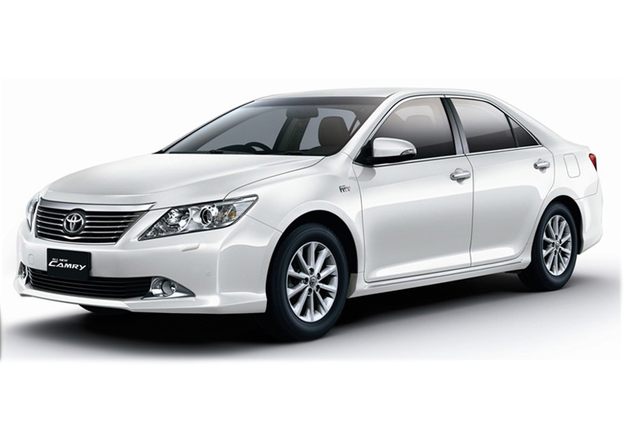 Toyota Camry Car Rental In India Luxury Car Hire