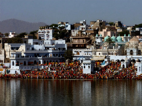 Jaipur Pushkar Day Tour
