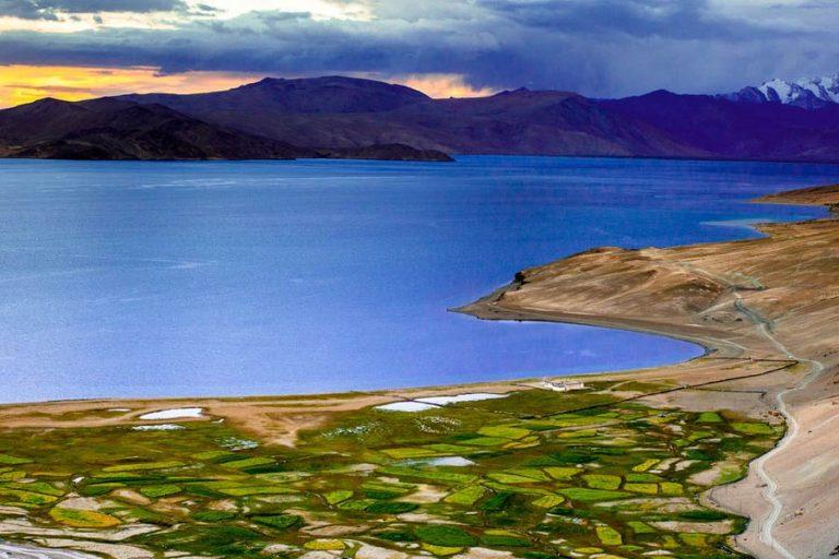 Ladakh with Tsomoriri