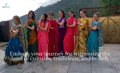Embark your journey for witnessing the land of cultures, traditions, and beliefs