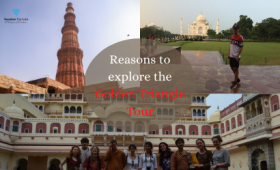 Reasons to explore the Golden Triangle Tour