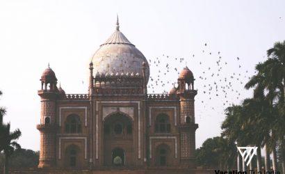 Golden Triangle Tour From Delhi