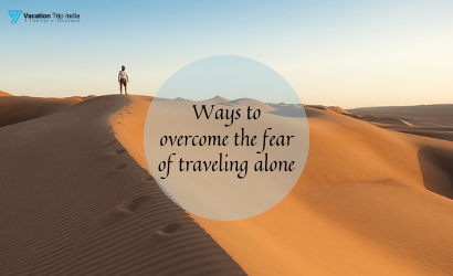 overcome the fear of traveling alone